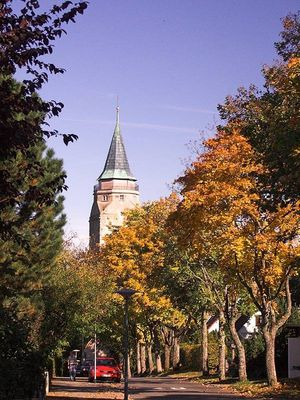 Herbst in Rottweil