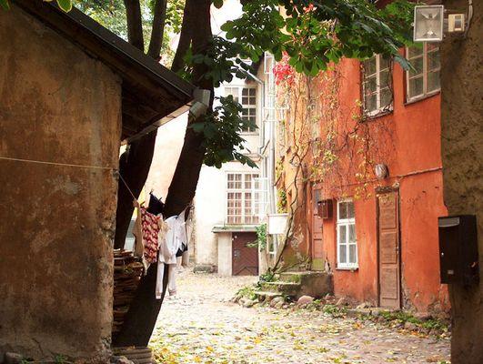 Herbst in Tallinn