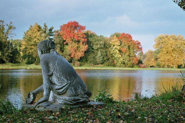 Herbst in Wörlitz