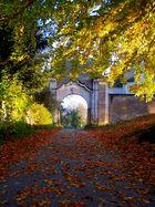 Herbst in Zajecov (Tschechien)