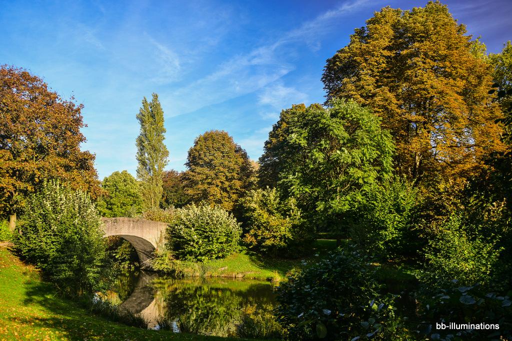 Herbst Mülheim Raffelbergpark