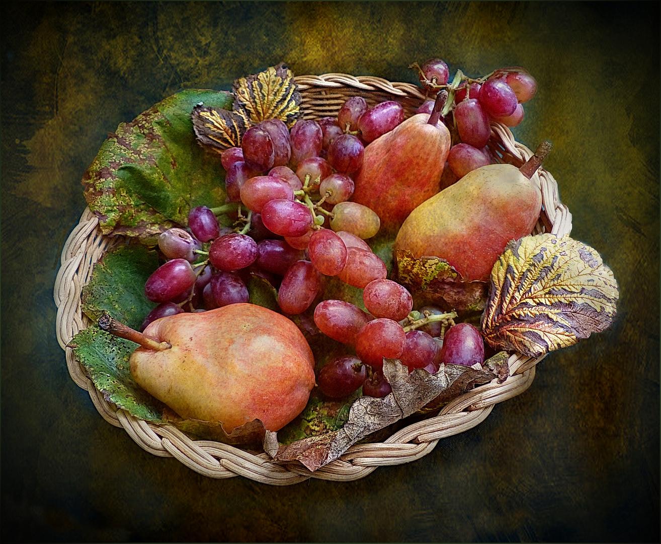 Herbst  Nachtisch