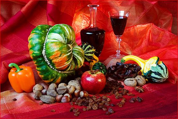 Herbst Nahrung