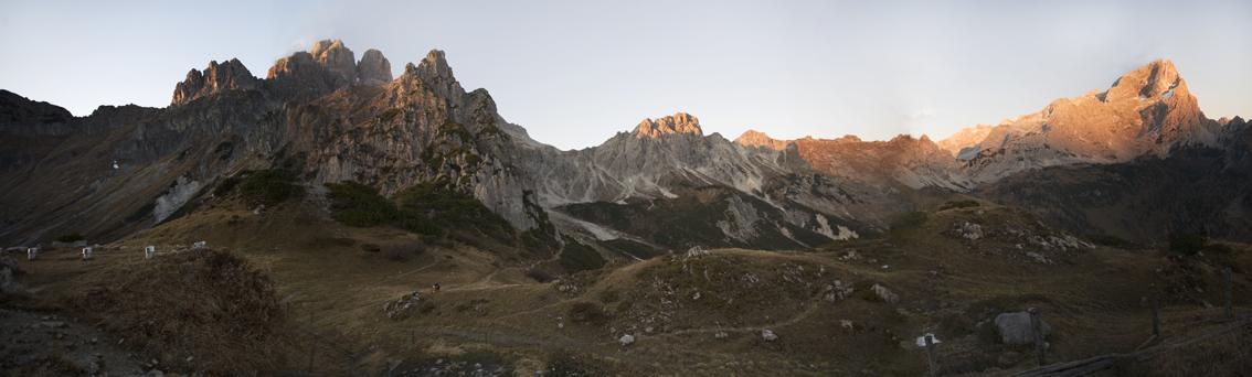 Herbst - Panorama