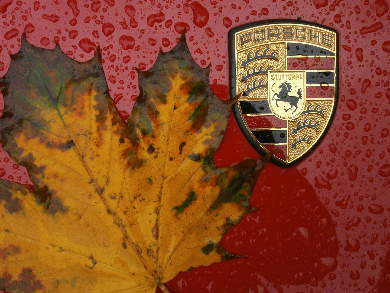 Herbst-Porsche
