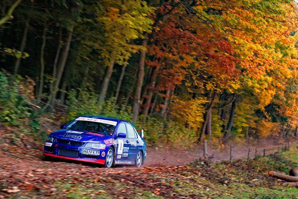 Herbst-Rallye