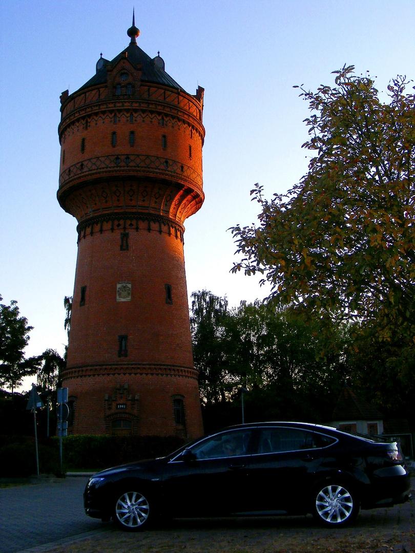 Herbst @ Rapunzel - Turm im Abendlicht  #3