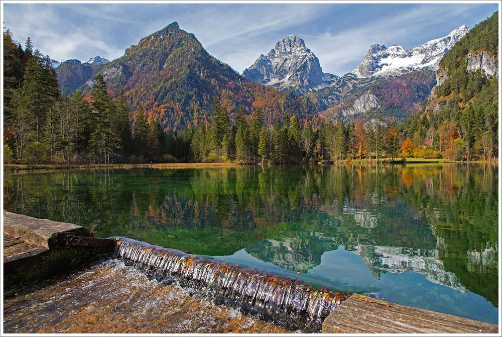 Herbst Schiederweiher 2013 (2)