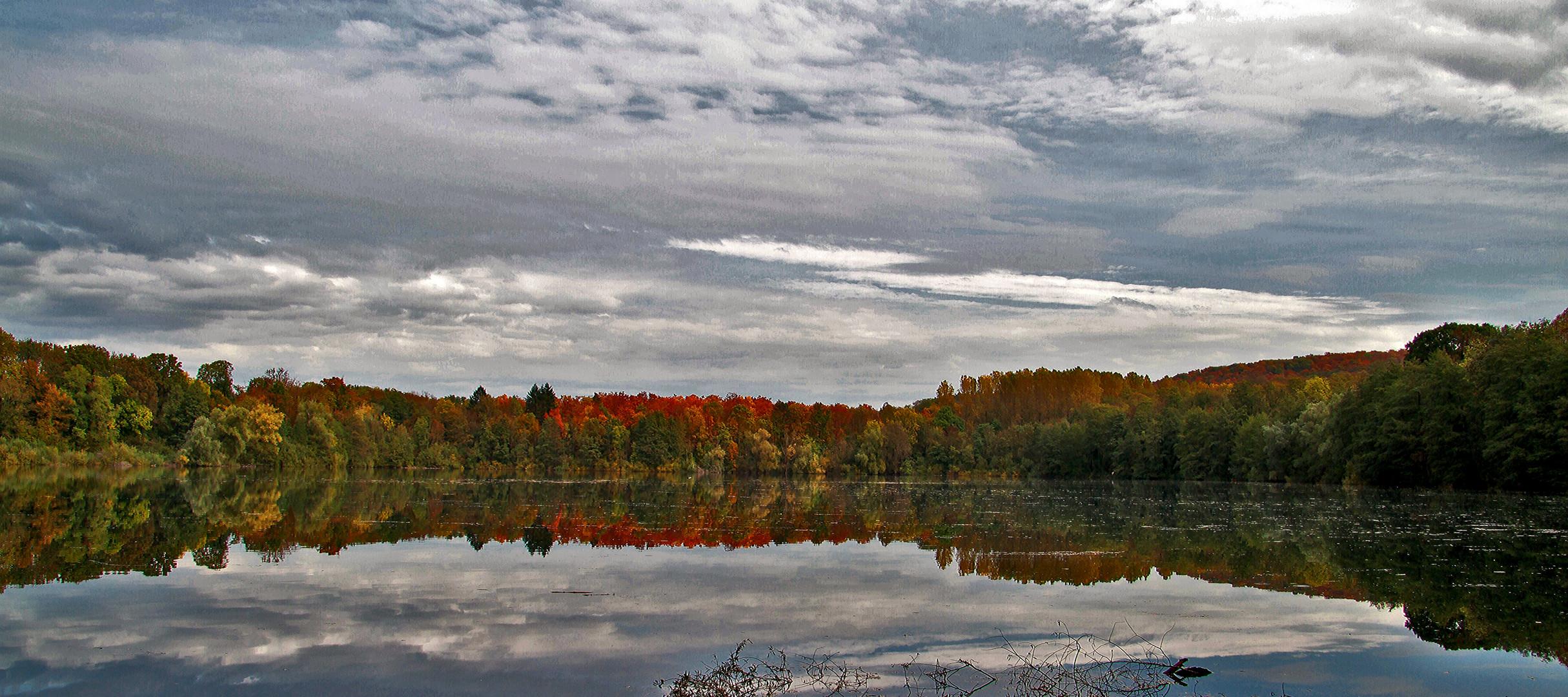 Herbst Spiegel...