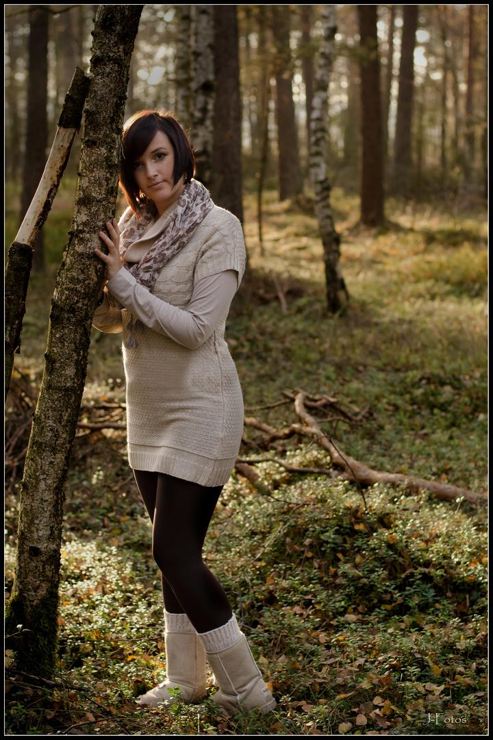 Herbst - Svenja