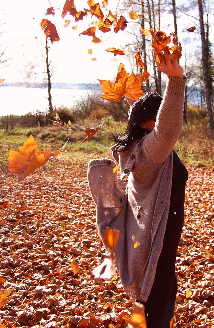 Herbst Tanz