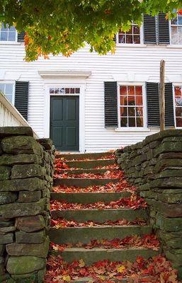 Herbst-Treppe