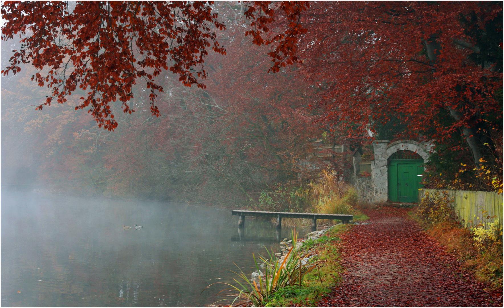 Herbst- Tristesse