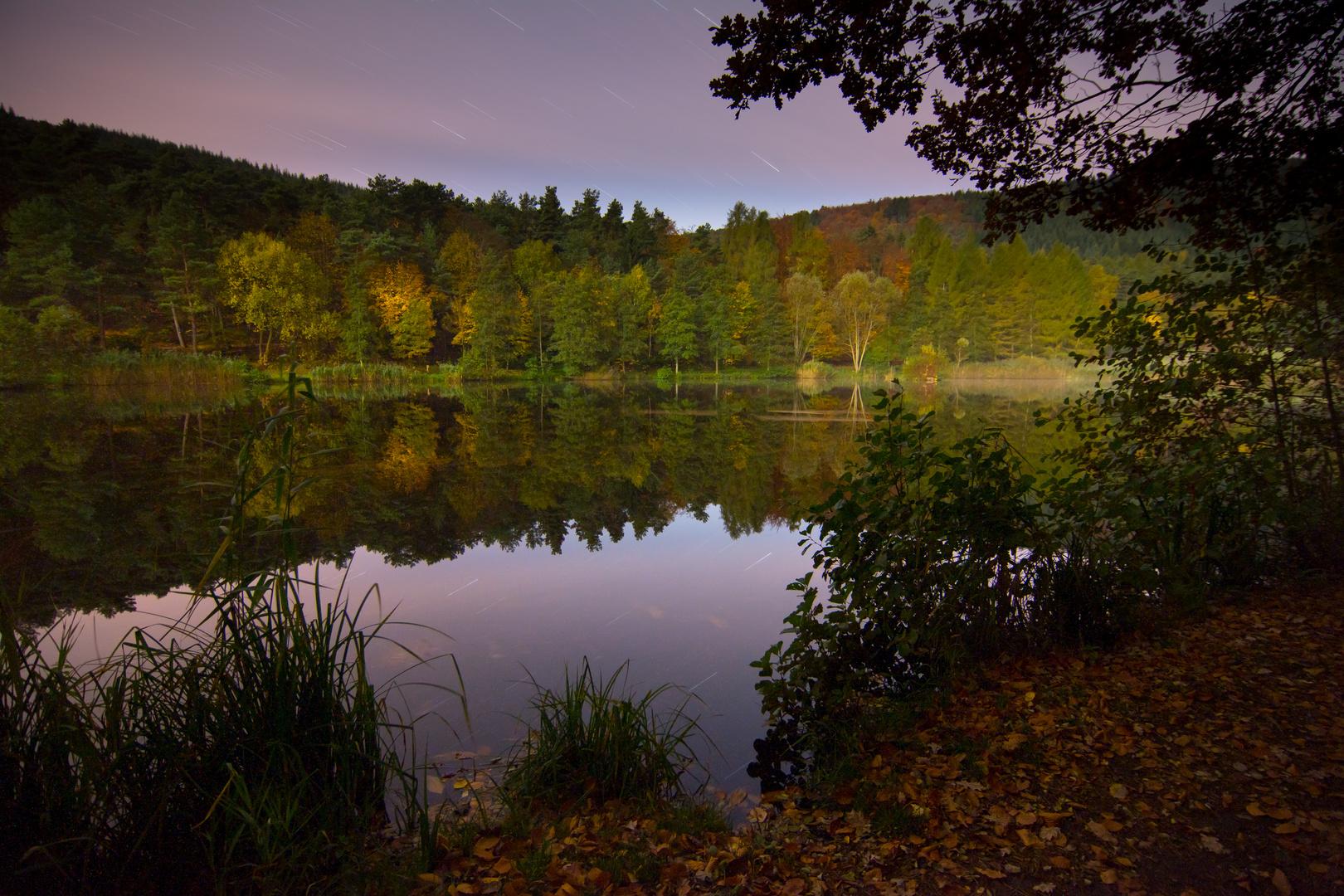 Herbst zur Geisterstunde