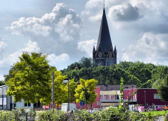 Herbstanfang in Solingen