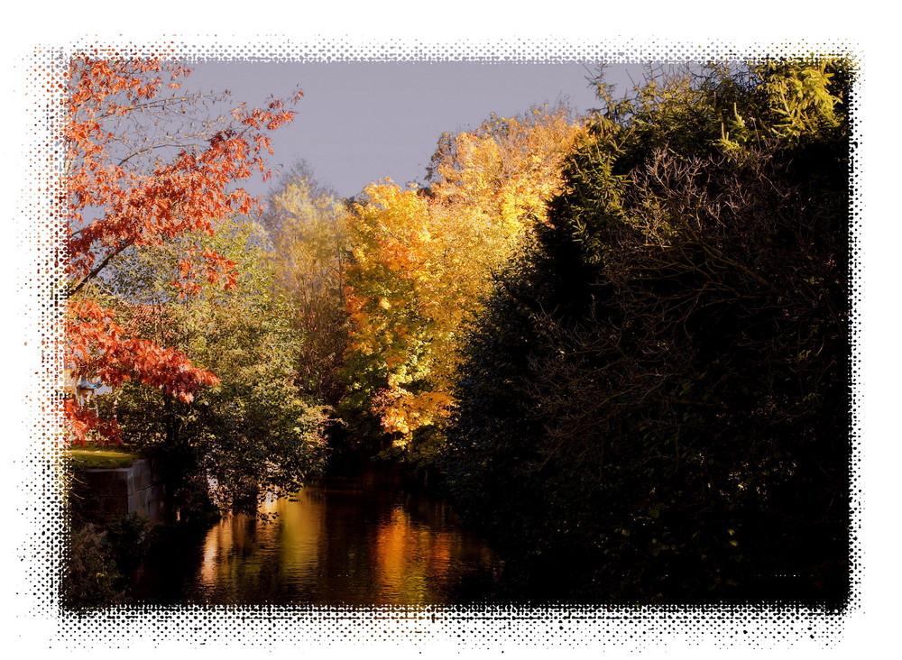 Herbstaue