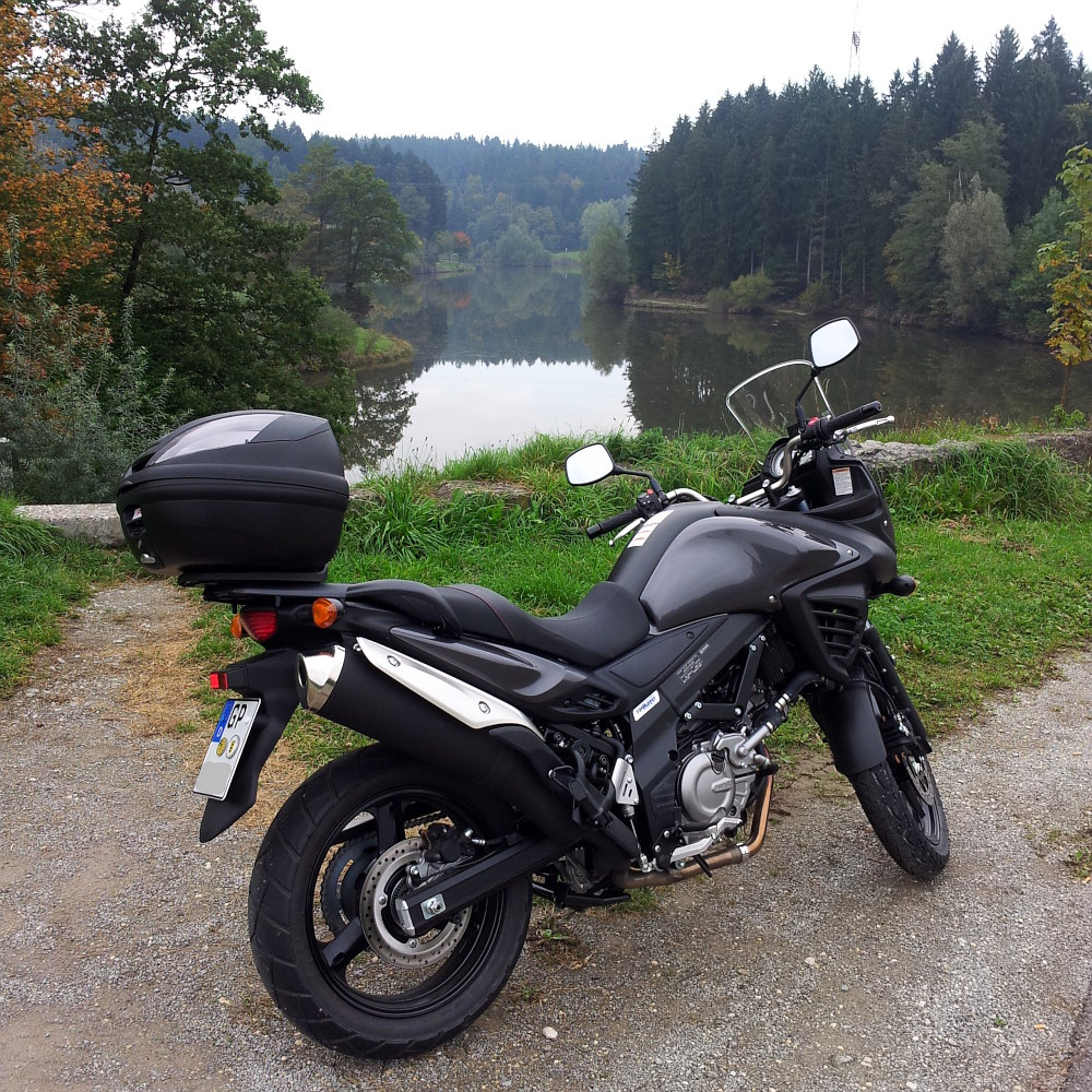 Herbstausflug mit der Neuen