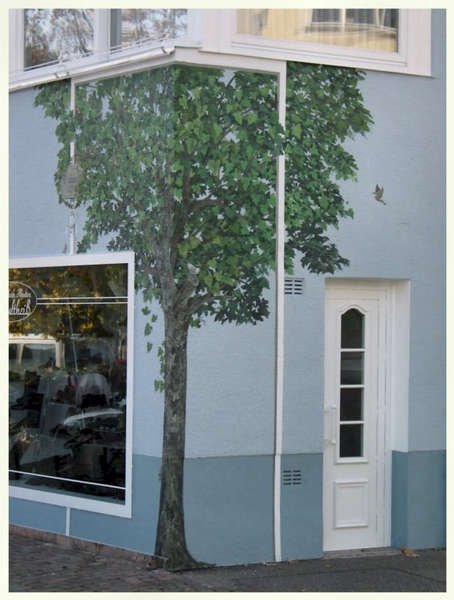 Herbstbaum ? Hausecke ?