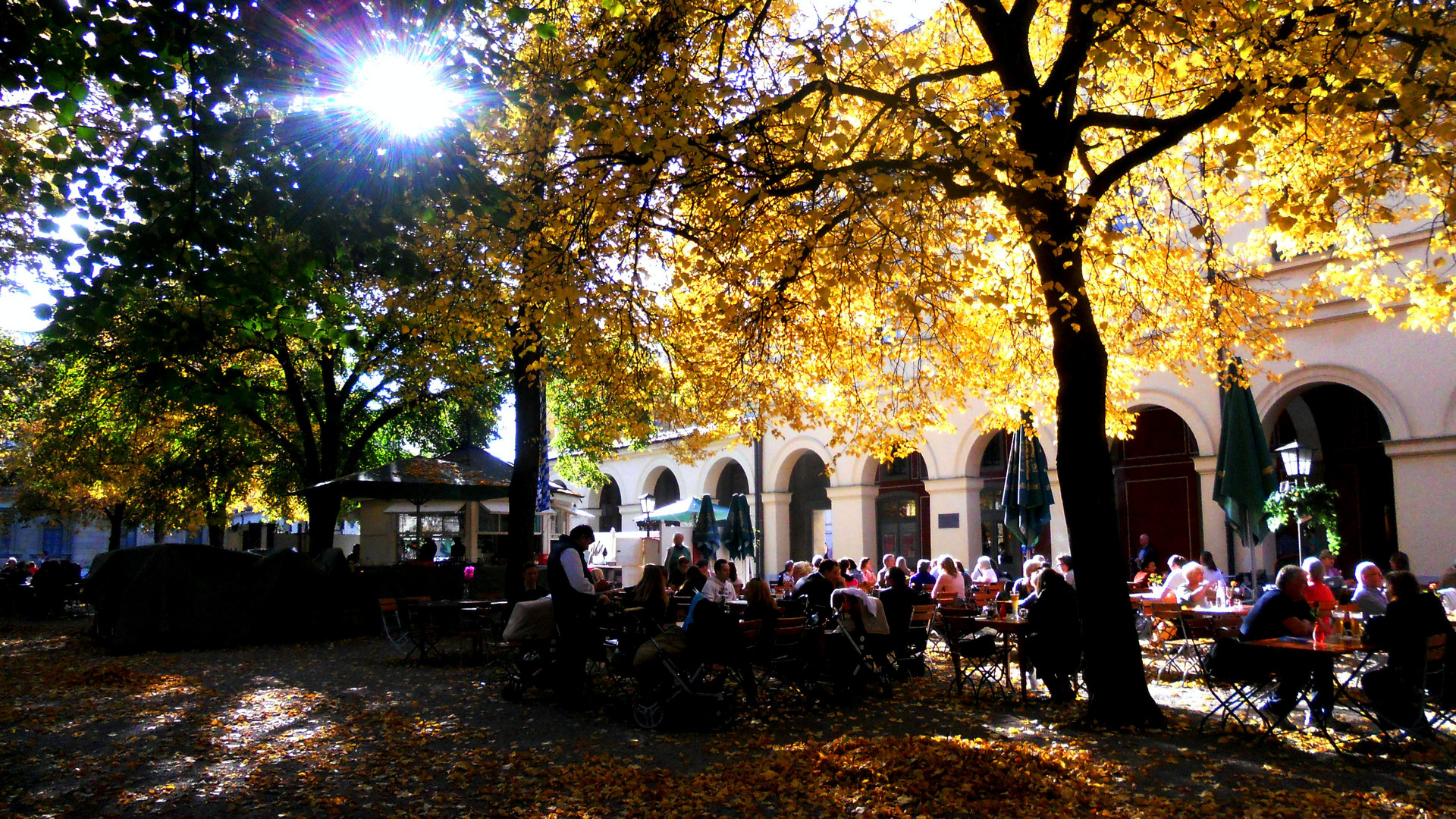 Herbstcafe