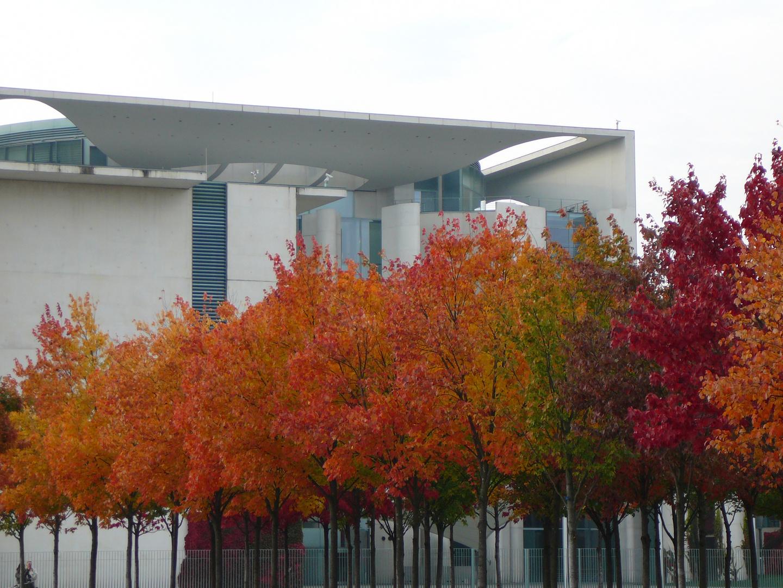 Herbstfarben 2 Berlin