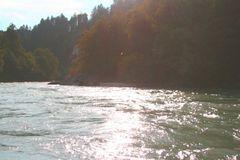 Herbstfarben am Vorderrhein