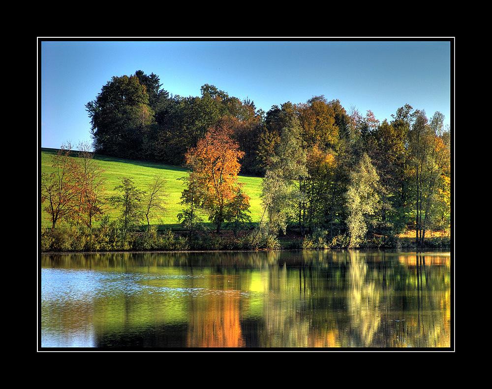 Herbstflimmern