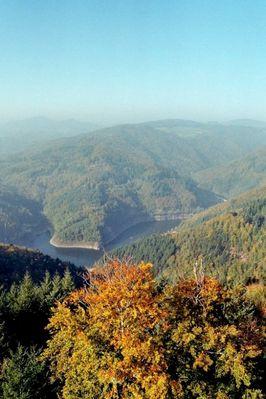 Herbstfluss