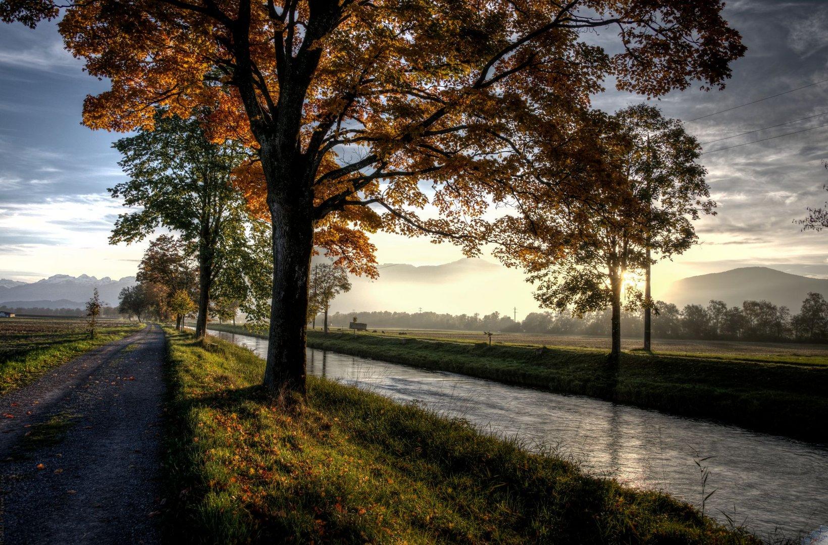 Herbstglühen 6
