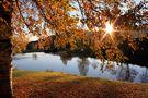 Herbstidylle von Christa Kramer