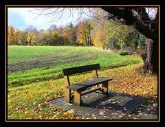Herbstidylle