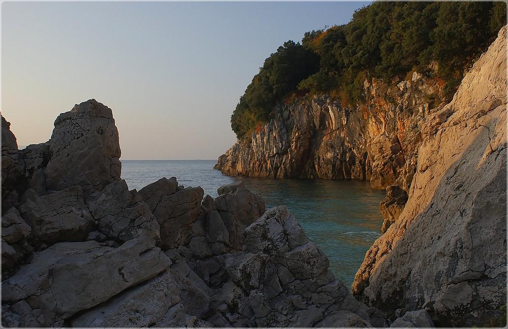 Herbstimpression in Istrien