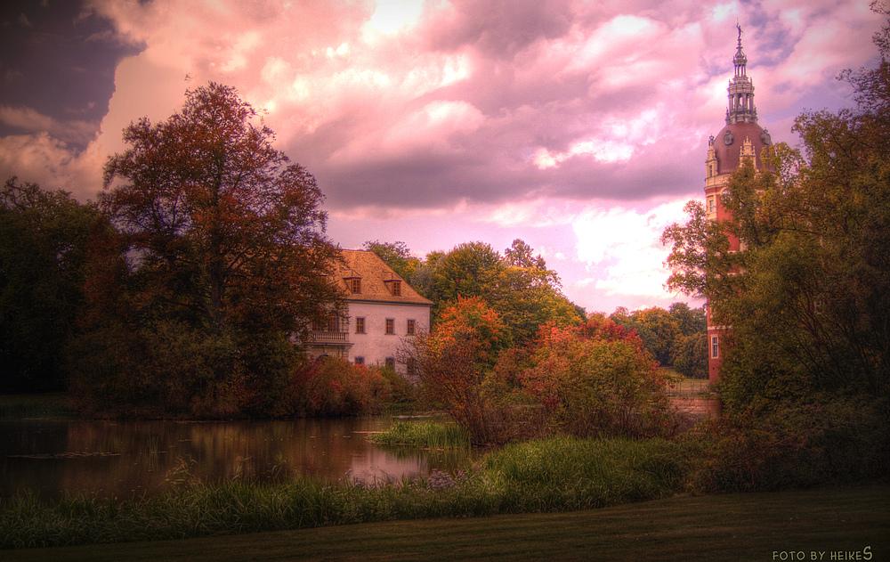 Herbstimpressionen in Bad Muskau