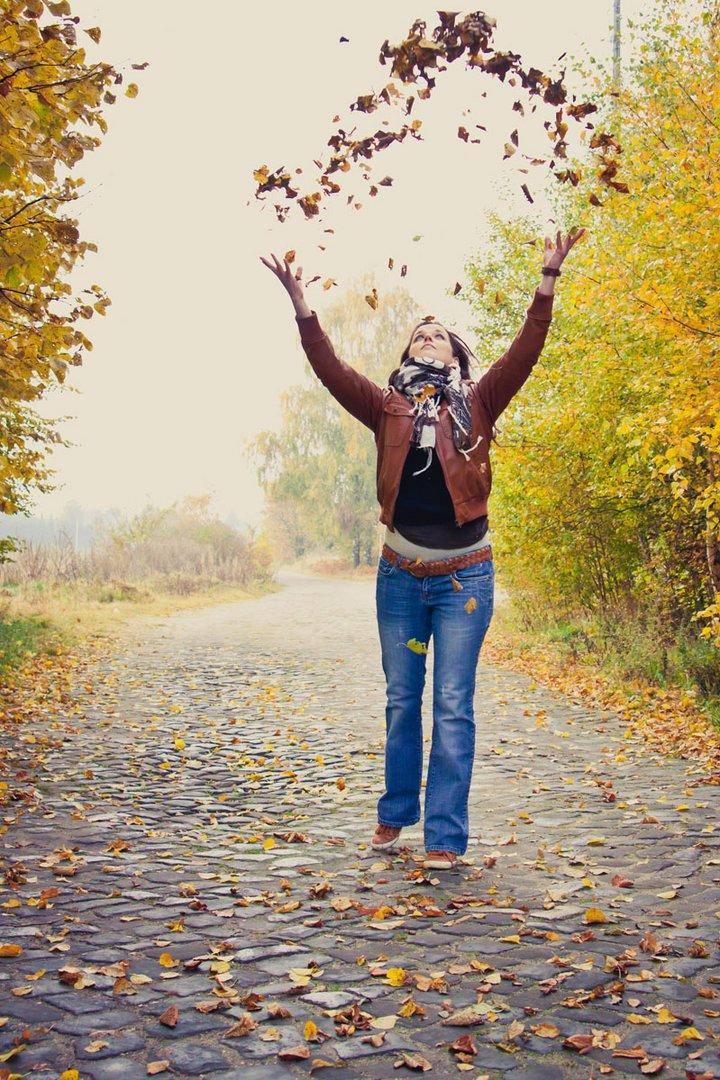 Herbst....kann so schön sein......