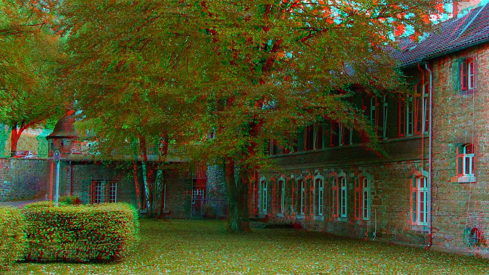 Herbstlaub, (3D-Bild), MPO-Datei verlinkt