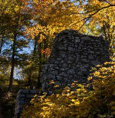 Herbstleuchten am Reussenstein