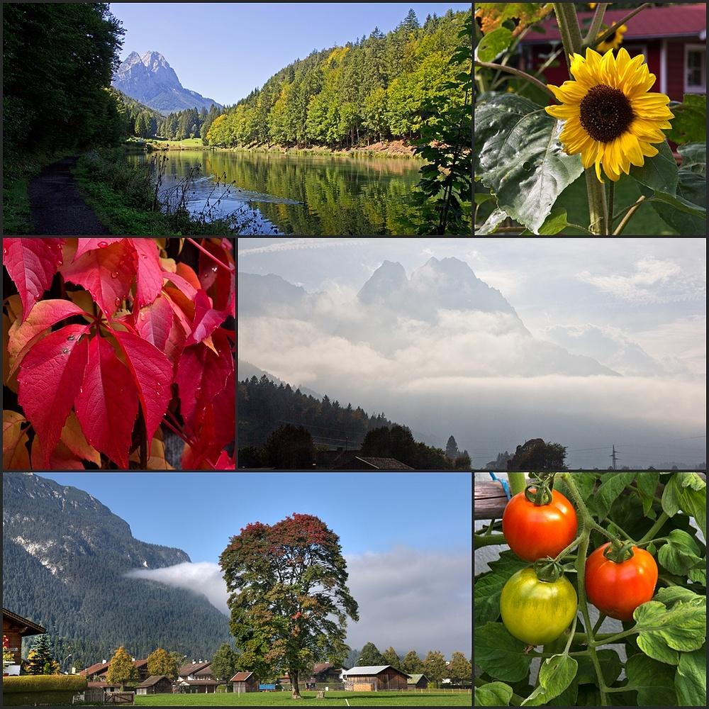 Herbstlich-Ende September