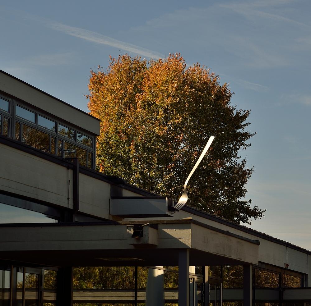 Herbstlich - Farben - z´Lörrach 2.