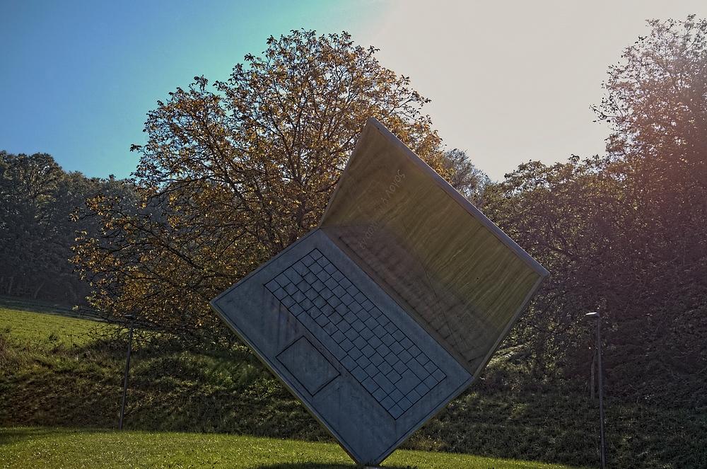 Herbstlich - Farben - z´Lörrach 4.