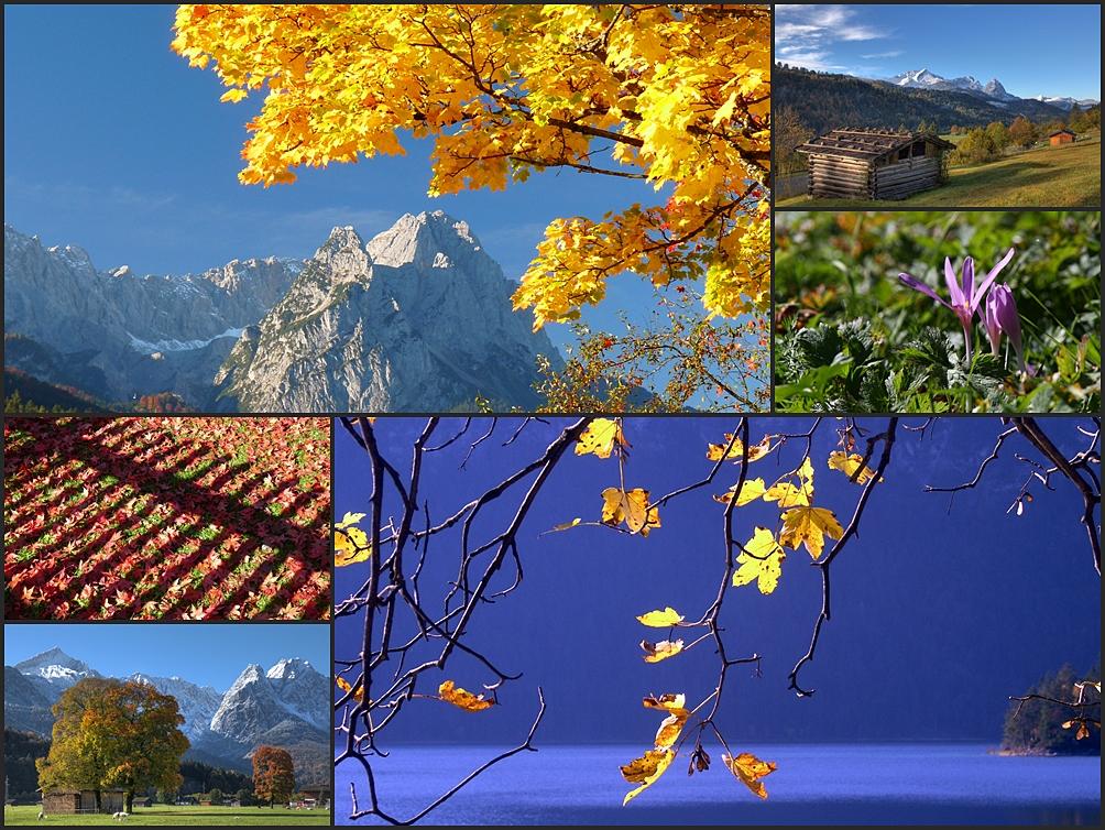 Herbstlich im Oktober