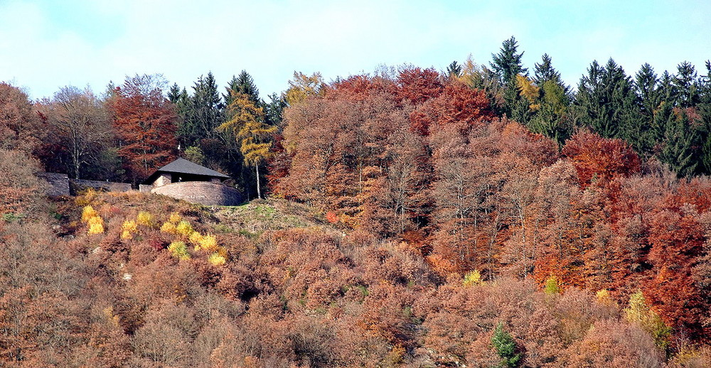 Herbstliche Cloef