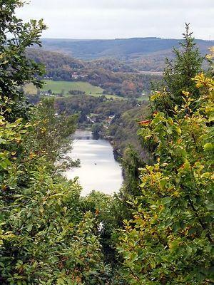 Herbstliche Landschaft 1