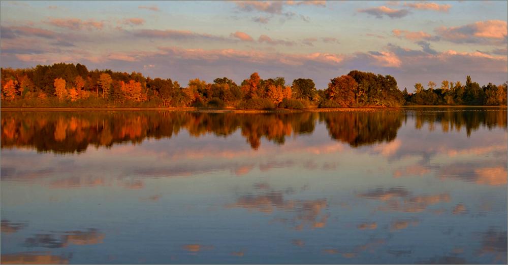 Herbstliche Romantik ...,
