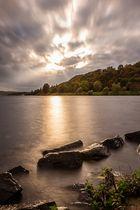 Herbstliche Wolkenbildung 1