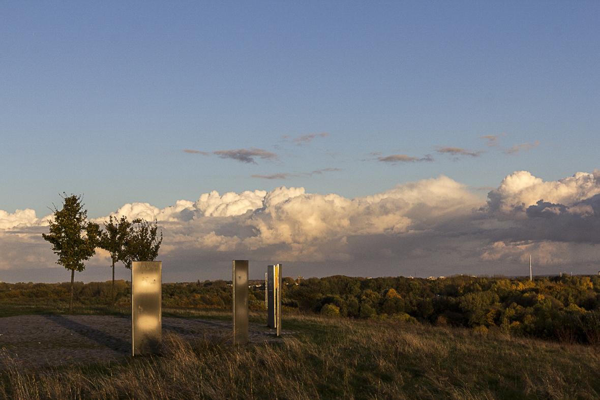 Herbstliche Wolkenbildung 5