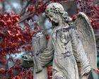 herbstlicher Engel