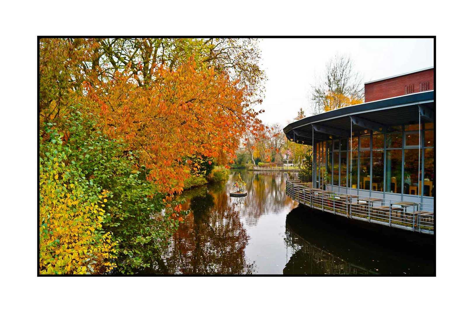 Herbstlicher Esteblick