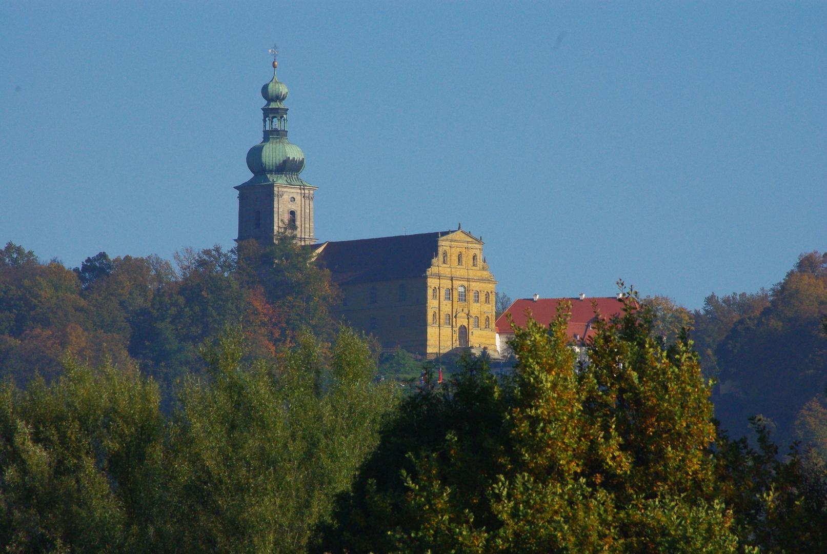 Herbstlicher Mariahilf Berg