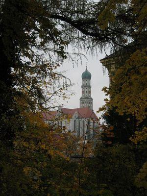 Herbstliches Augsburg