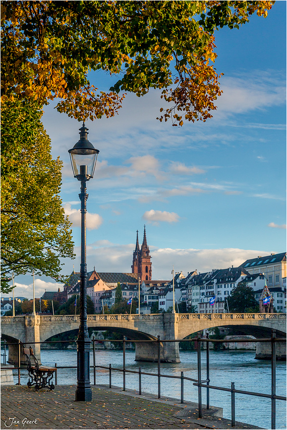Herbstliches Basel