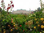 Herbstliches Belvedere